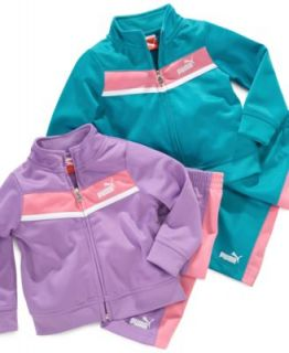 Puma Baby Set, Baby Girls Track Jacket and Pants