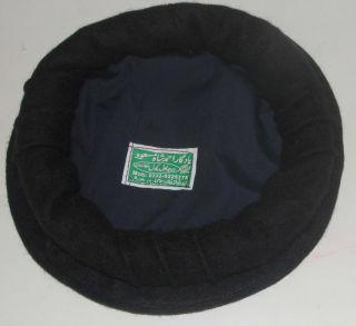 Pakol Hat Warm Winter Wool Top Beret Ahmad Shah Massoud Army
