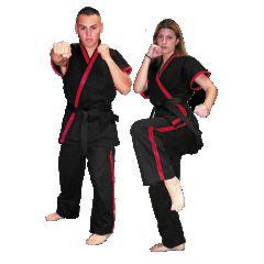 Martial Arts Fast Strike Demo Uniform Sizes 000 to 7