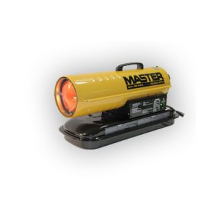 Master MH 45 KFA 45 000 BTU Kerosene Diesel Forced Air Heater