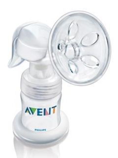 Philips Avent Manual Breast Pump BPA Free Bottle