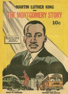 Martin Luther King All Negro Comics 120 on DVD RARE