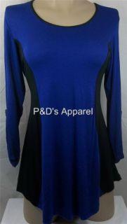 Womens Maternity Clothes Clothes Coqueta s M L XL Blue Shirt Top