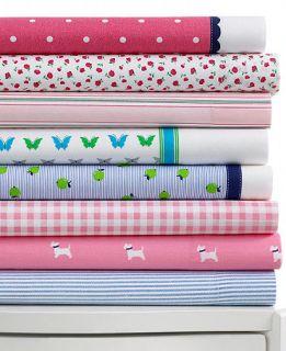 Tommy Hilfiger Bedding, Novelty Print Twin XL Sheet Set   Sheets   Bed