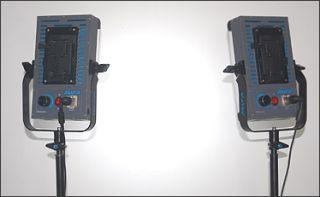 Proaim Studio LED Lighting Kit Continues Light Filters Tripod Stand