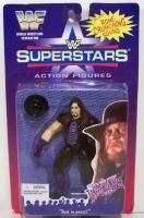 WWF Jakks Superstars Series 1 Action Figure Undertaker New