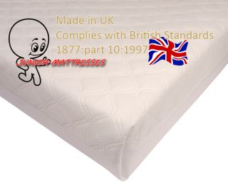 Cot Travel Cot Junior Bed Cot Bed Fully Breathable Nursery Foam