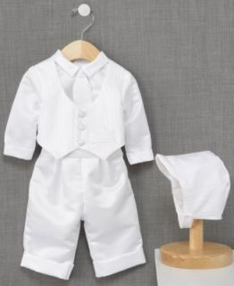 Lauren Madison Baby Boys Christening Outfit, Tuxedo Set   Kids