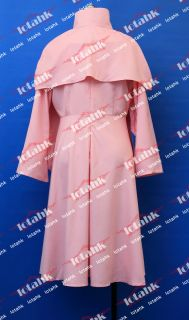 Fairy Tail Mavis Vermillion Cosplay Costume Custom Made Lotahk