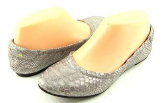 Matt Bernson Waverly 2 Gun Snake Womens Designer Shoes Ballet Flats 5