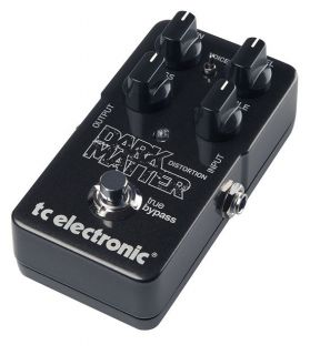 TC Electronics Dark Matter Distortion Stomp Box Pedal
