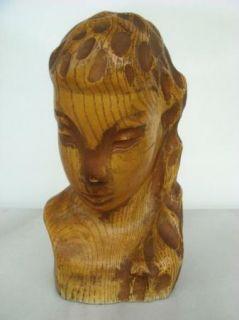 Kurt Friendby Wood Sculpture Jacob Eriksen Art Danish