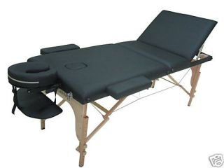 New Portable Reiki Massage Table Tattoo Spa Beauty Facial Bed Supply
