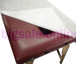 Disposable Water Proof Massage Bed Table Cover Sheet