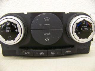 Mazda CX7 CX9 2006 2007 2008 2009 Climate Control AC Heater