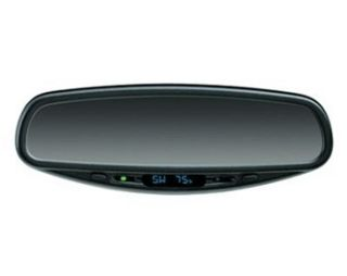 New Mazda MPV Auto Dim Homelink Mirror w Compass Outside Temp 0000 8c