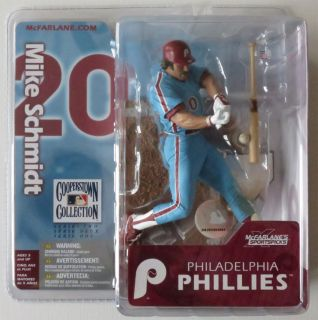 McFarlane Mike Schmidt MLB Cooperstown Series 2 Philadelphia Phillies