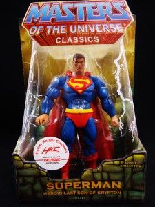 Masters of The Universe Classics DC Action Figure Ed McGuinness