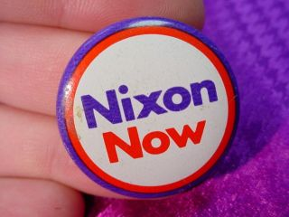 Presidential Election Pins Nixon Campaign Willkie McNary