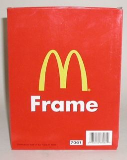 Ronald McDonalds Characters Photo Picture Frame