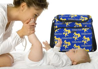 Best McNeese State University Cowboys Logo Diaper Bag Baby Shower Gift