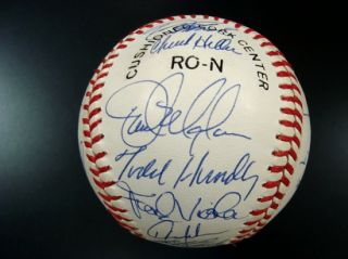 1990 New York Mets Team Signed Baseball