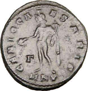 308AD Maximinus II Daia Ancient Roman Coin Geniussuperb
