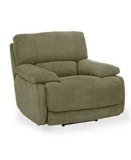 Fabric Power Recliner Chair, 45W x 41D x 40H   furniture