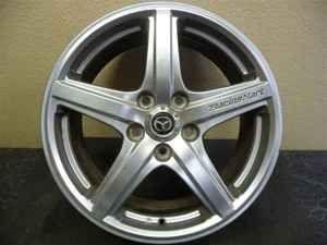 2003 mazdaspeed Protege 17 Racing Hart Enkei Wheel Rim