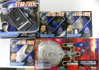 LOT Star Trek NX 01 Enterprise, IZOD Clothing, Jewelry NECIETA Shoes
