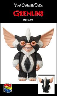 Medicom Toy VCD Vinyl Collectible Dolls Gremlins Mohawk Figure RARE