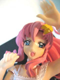 Gundam Seed Destiny Heroine Lacus Clyne Lace Dress RARE