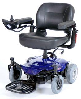 Drive Medical Cobalt x23 Rear Wheel Drive Travel Power Wheelchair in