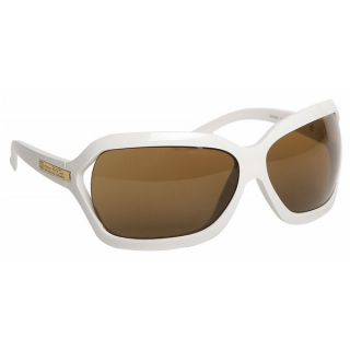 Brand New $110 Retail Smith Melrose Ladies Fashion Sunglasses White