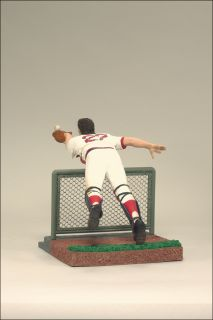 Fisk 6 Boston Red Sox Cooperstown Sports Action Figure by McFarlane