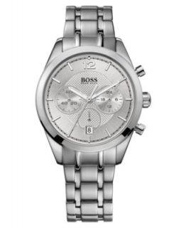 Hugo Boss Watch, Mens Chronograph Stainless Steel Bracelet 1512638