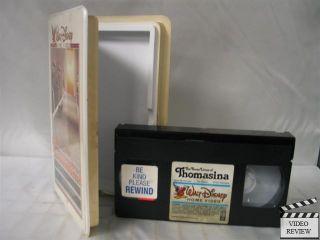 Three Lives of Thomasina The VHS Patrick McGoohan