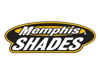 Memphis Shades 7 Batwing Fairing Windshield Harley FXD