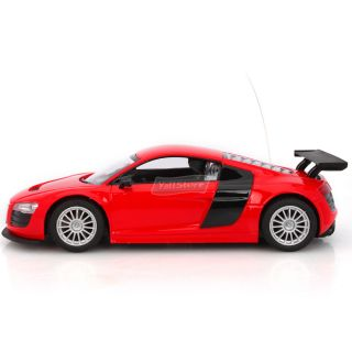 New 2012 2 R C Remote Control Car 1 18 Red 27 MHz RC Car RTR
