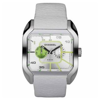 New Diesel Analog White Dial Mens Wrist Watches DZ4170