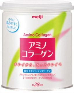 Meiji Amino Collagen Japan Powder Health Dietary Supplements 28DAYS