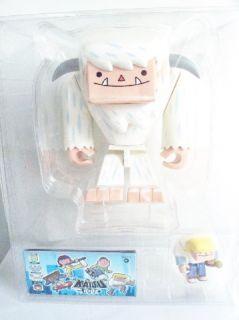 Kaiju Kidz Abominable Snowman Monster Kebukai Figure