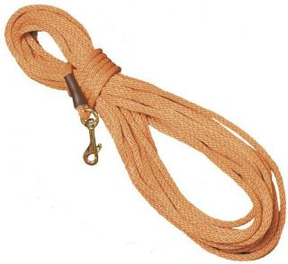 Mendota Products Dog Training Check Cord 3 8 x 30