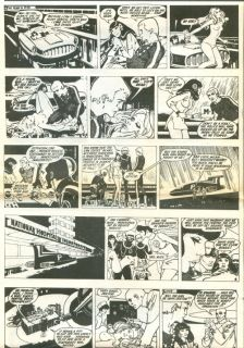 Scarth A D 2195 Clipped Daily Strips 1 272 Luis Roca Art Jo Addams