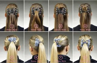 Wholesale Bulk Lot Multi Style EZ Double Beads Hair Comb Magic Stretch