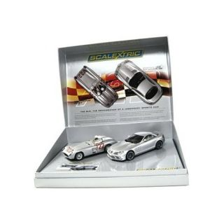 Scalextric Mercedes Benz SLR 722 300SLR Slot Car C2783A