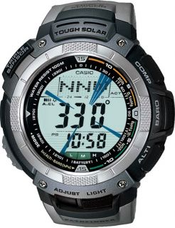 PAG80T 7V Casio Mens Watch Pathfinder Chronograph Alarm