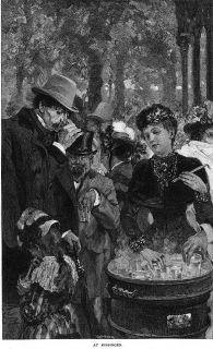 German Artist Adolf Menzel Tiger Carl Marr 1891 Article w Samples of