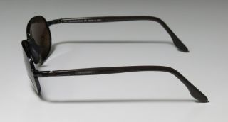 New Mercedes Benz 52104 Black Brown Spring Hinges Sunglasses Shades