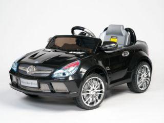 Mercedes Benz Power Ride On SL65 AMG Kids Remote Control Car Wheels